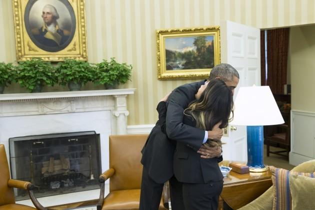 Obama Ebola Nurse