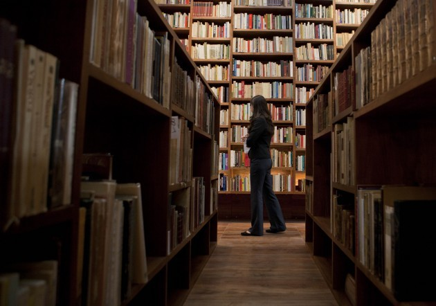 Mexico City of Books