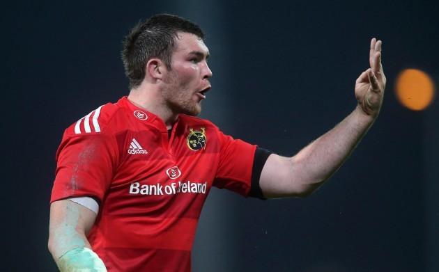 Peter O'Mahony appeals a decision