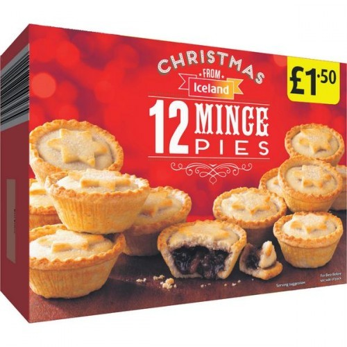 Iceland's Christmas 'minge Pies' Are Going Viral... But