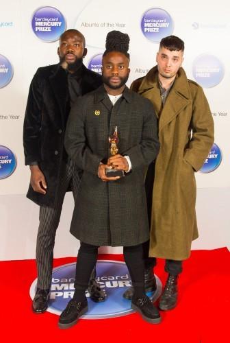 Mercury Music Prize 2014 - London