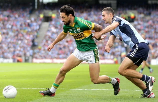 Paul Galvin and James McCarthy