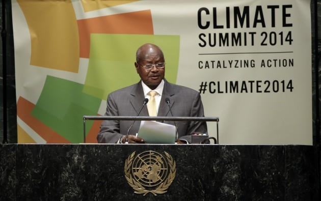 UN Climate Summit Burkina Faso