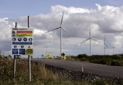 Mount Lucas Wind Farms