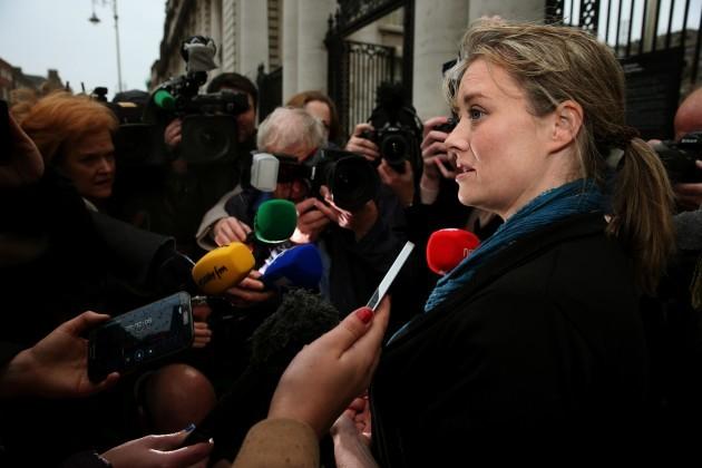 Mairia Cahill abuse allegation