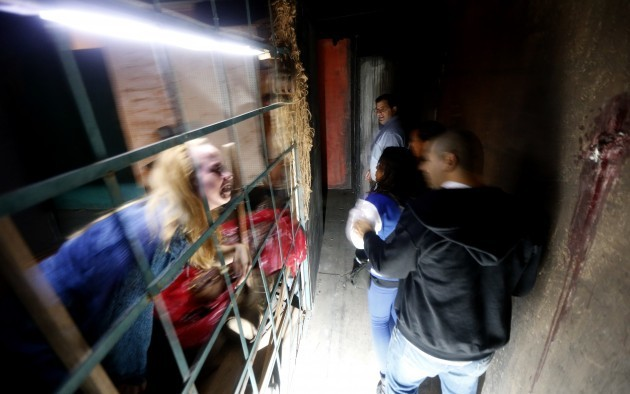 New Jersey Haunted House