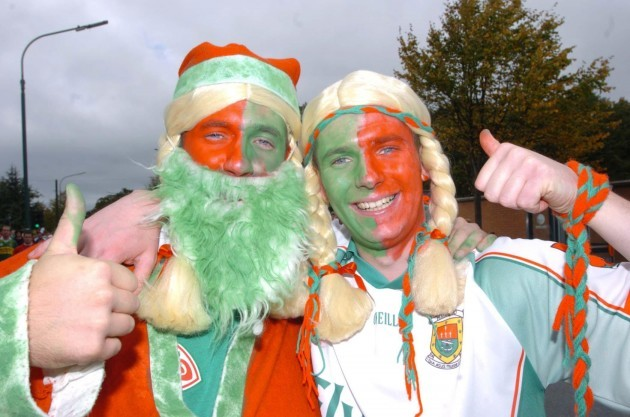 The All Ireland GAA Football Final