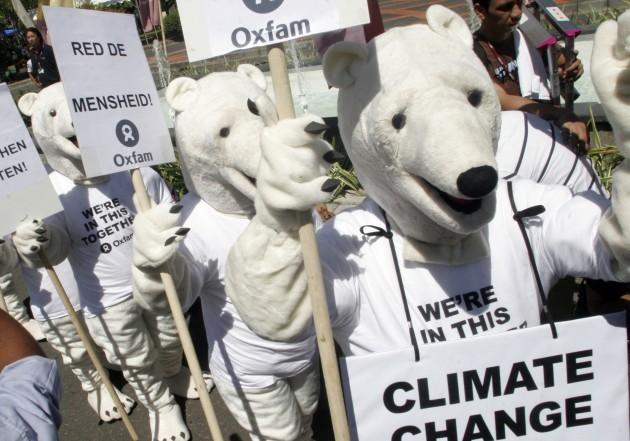 Bali Climate Change