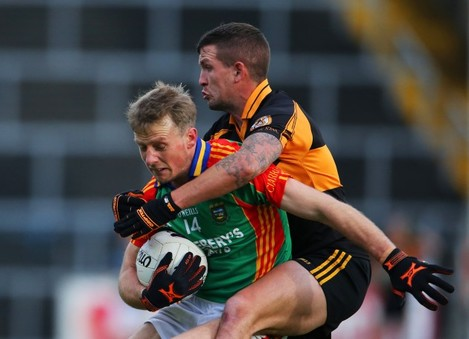 Denis McElligott and Donnchadh Walsh