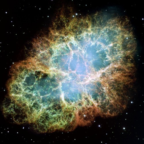 during-the-mid-90s-hubble-was-in-the-middle-of-a-race-between-to-scientific-teams-using-it-to-measure-the-distance-to-supernova-explosions-to-determine-the-expansion-rate-of-the-universe-this-is-a-hubble-image-of-