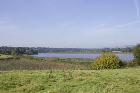 The Woodstown site today