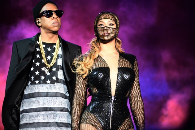 Beyonce And Jay Z - On The Run Tour - San Francisco