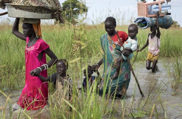 South Sudan Fighting