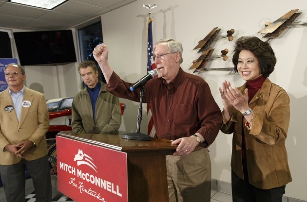 Senate Kentucky McConnell