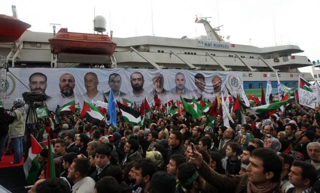 Turkey-Gaza Ship