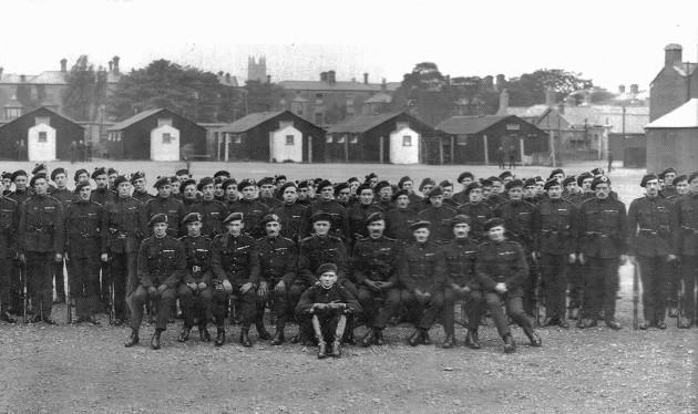 Troop of Auxiliaries Kilmainham Gaol REF 19PO-1A32-14