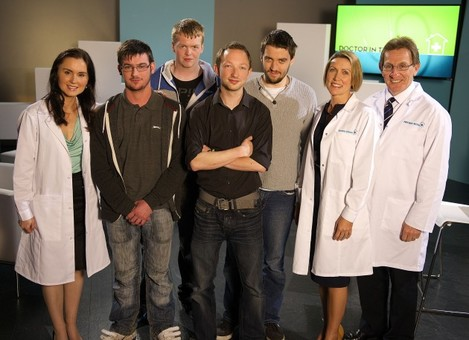 Doctor in the House on TV3 The student and the doctors