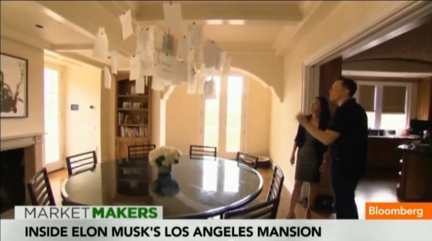Take a tour of Elon Musk's $17 million Bel Air mansion · TheJournal ie