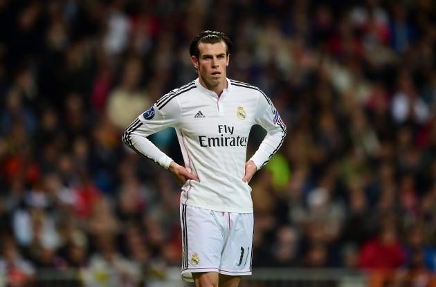 Soccer - UEFA Champions League - Group B - Real Madrid v Liverpool - Santiago Bernabeu