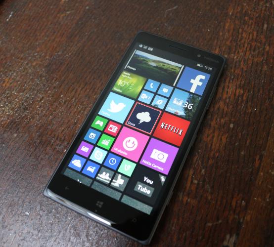 Nokia 830 photo 5
