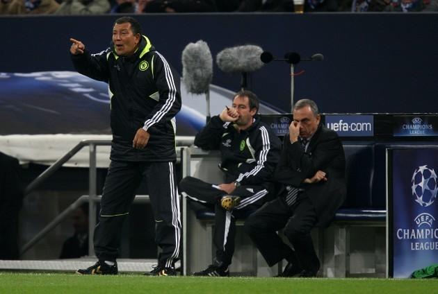 Soccer - UEFA Champions League - Group B - Schalke 04 v Chelsea - AufSchalke Arena