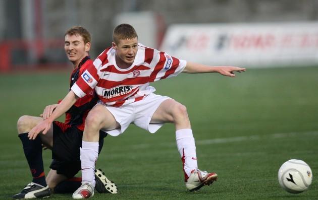 Soccer - Scottish Cup 4th Round - Hamiton Accademicals v Brechin City - New Douglas Park-