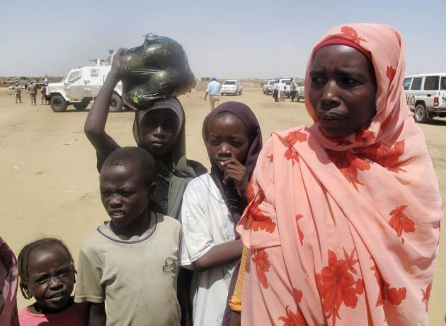 Sudan UN Council Trip