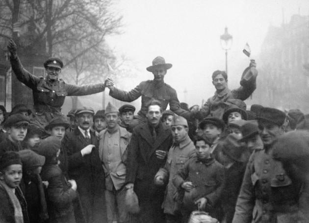 Armistice Day 1918