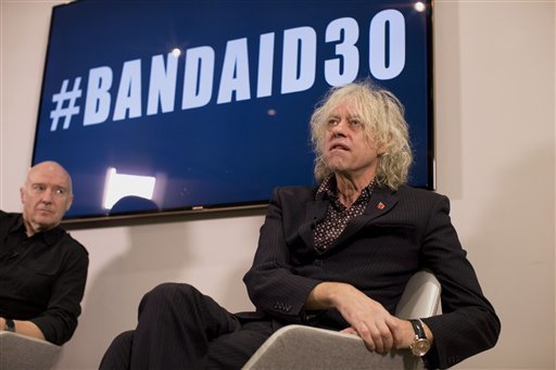 Britain #Bandaid30