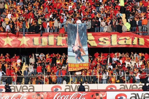 Soccer - Galatasaray Centenary Game - Galatasaray Dream Team - Ali Sami Yen Stadium