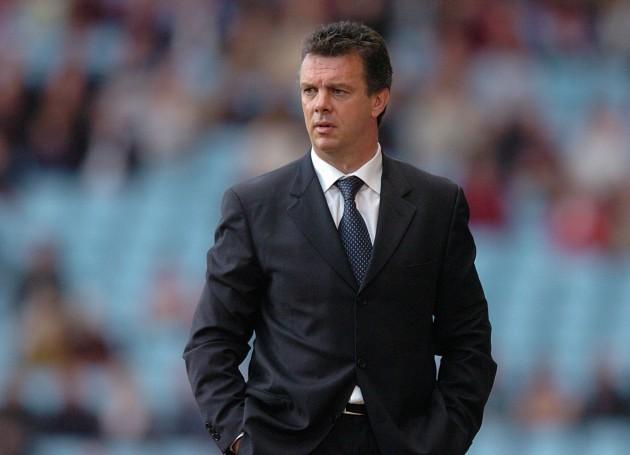 Soccer - FA Barclays Premiership - Aston Villa v Manchester City - Villa Park