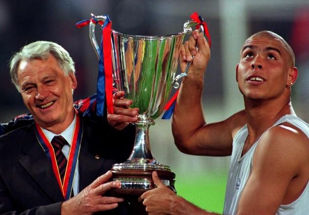 Soccer -  European Cup - Winners Cup Final - Barcelona v Paris Saint-Germain