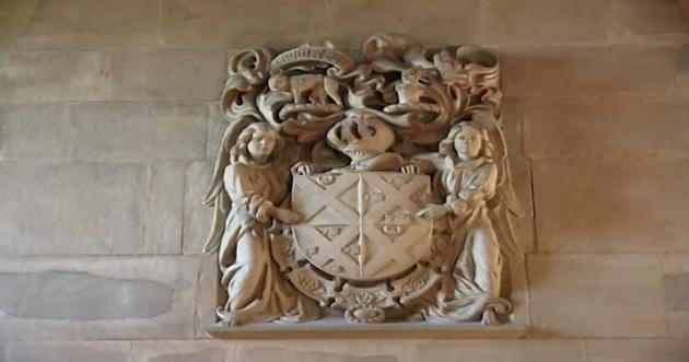 Castle - coat of arms