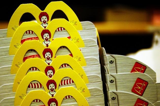 POLFOTO Happy Meal - McDonalds