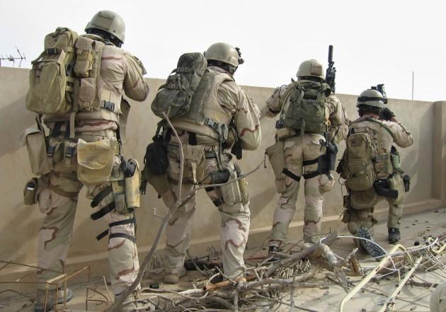 IRAQ GUNFIGHT COUNTDOWN