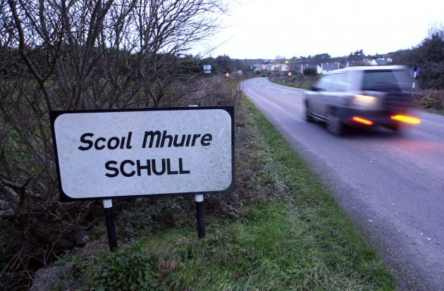 The village of Schull
