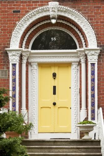 Entrance Door 1