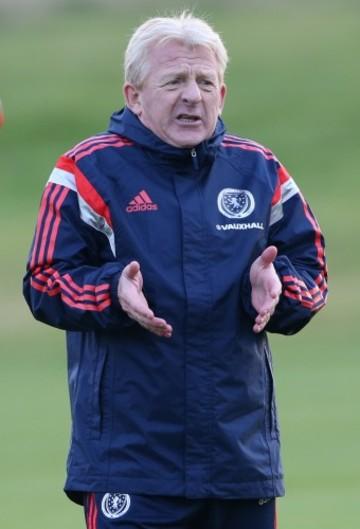 Soccer - UEFA Euro 2016 Qualifier - Group D - Scotland v Republic of Ireland - Scotland Training - Mar Hall Hotel