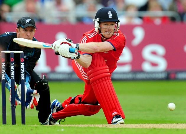 Cricket - Third NatWest One Day International - England v New Zealand