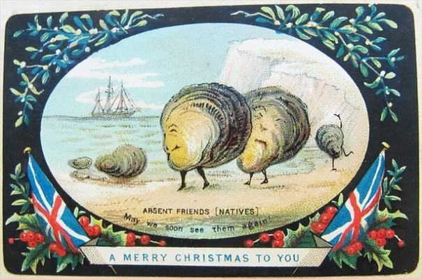 Christmas Oysters