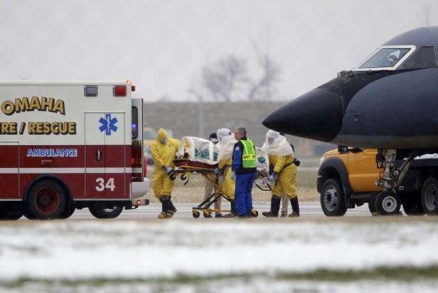 US Ebola Omaha
