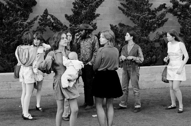 Manson Family 1970