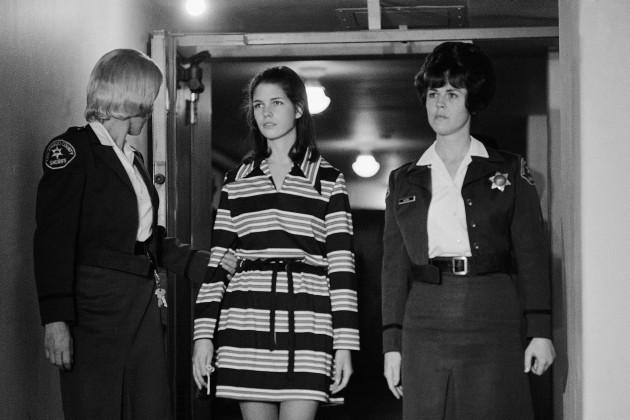 Manson Cult Van Houten 1969