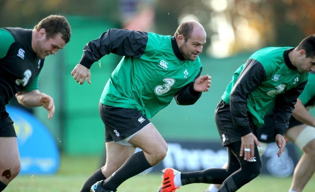 Rory Best 18/11/2014