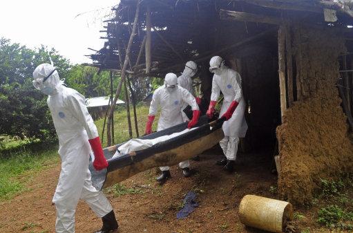 Liberia US Ebola Volunteers Dilemma