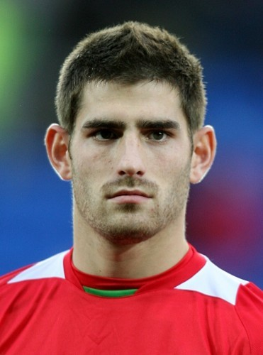 Ched Evans returns to training