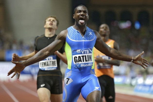 Excluded Gatlin Track and Field