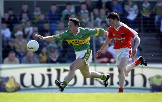 Declan O'Sullivan and Andy Mallon 5/4/2003