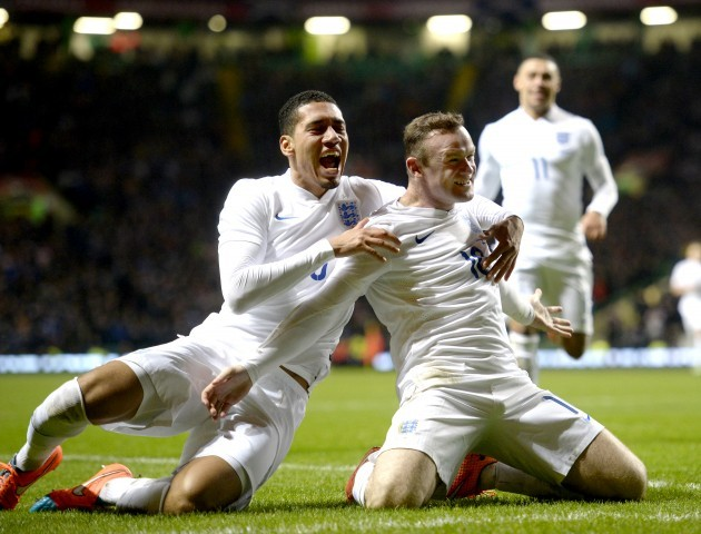 Soccer - International Friendly - Scotland v England - Celtic Park