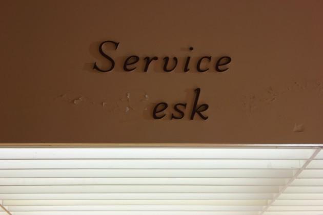 Service Please